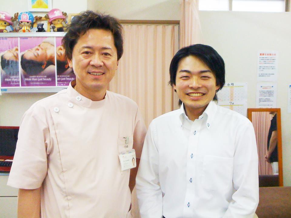 三国ヶ丘鍼灸整骨院田和先生の院で美容鍼体験