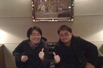 治療院コンサルタント田村 剛志さんとHP制作ミーティング