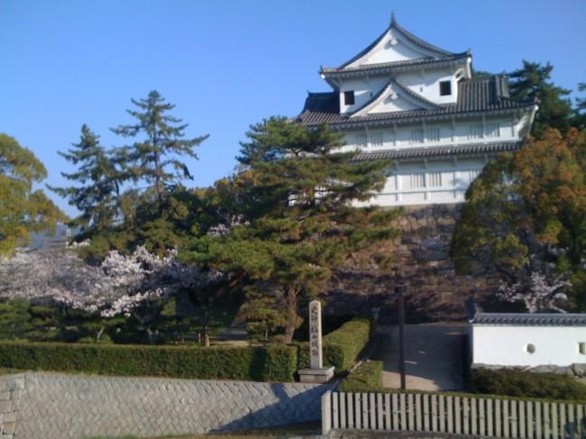 福山のお城