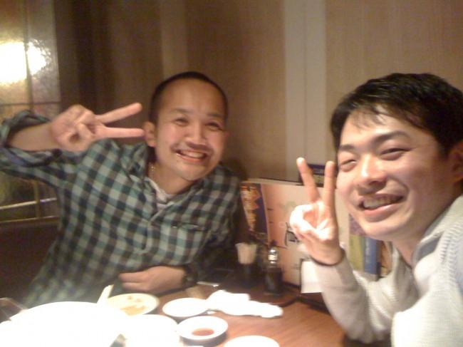 高子先生と飲み会