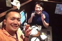 男たちは、今日も飲み会へ! タカサコ会 in 横浜|治療家の理念