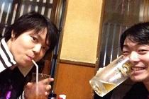 栃木の宇都宮で相馬先生と飲み会