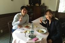 小田原で野本先生とお食事