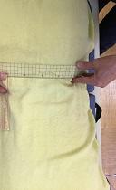 決定要因 骨盤のズレをcm(センチメートル)で違いを測る。